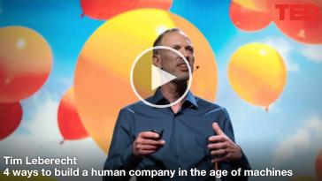 4 façon de créer une entreprise humaine à l'ère des machines
