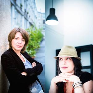 Marie-Noéline Viguié et Stéphanie Bacquere