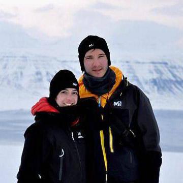 Stéphanie et Jérémie Gicquel