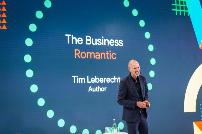 Tim Leberecht LinkedIn Talent Connect 2018