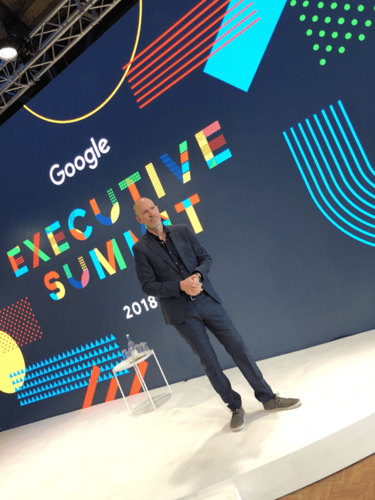 Tim Leberecht Google Executive Summit 2018