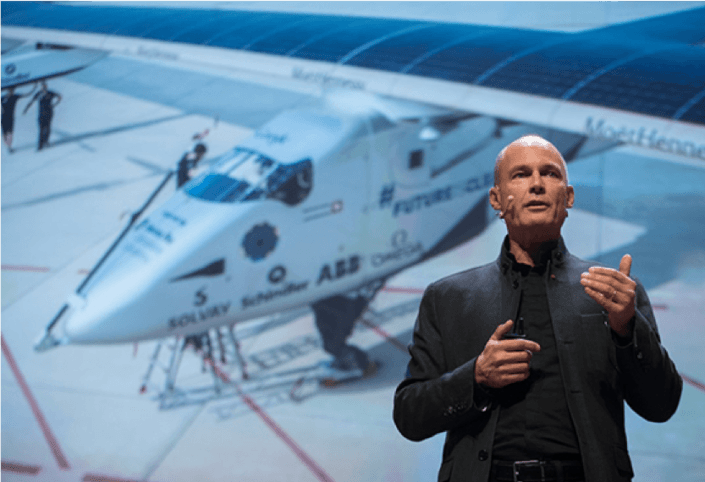Bertrand piccard Solar Impulse
